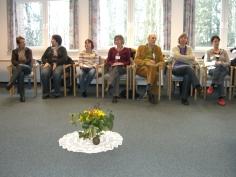 Sitzrunde Fortbildung 2008